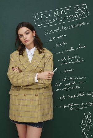 Emma Mackey - 'S** Education' Season 2 Promotional Shoot 2020