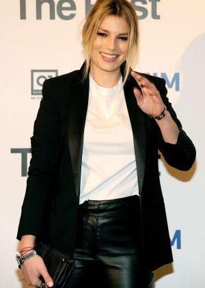 Emma Marrone - 'The Post' Premiere in Milan