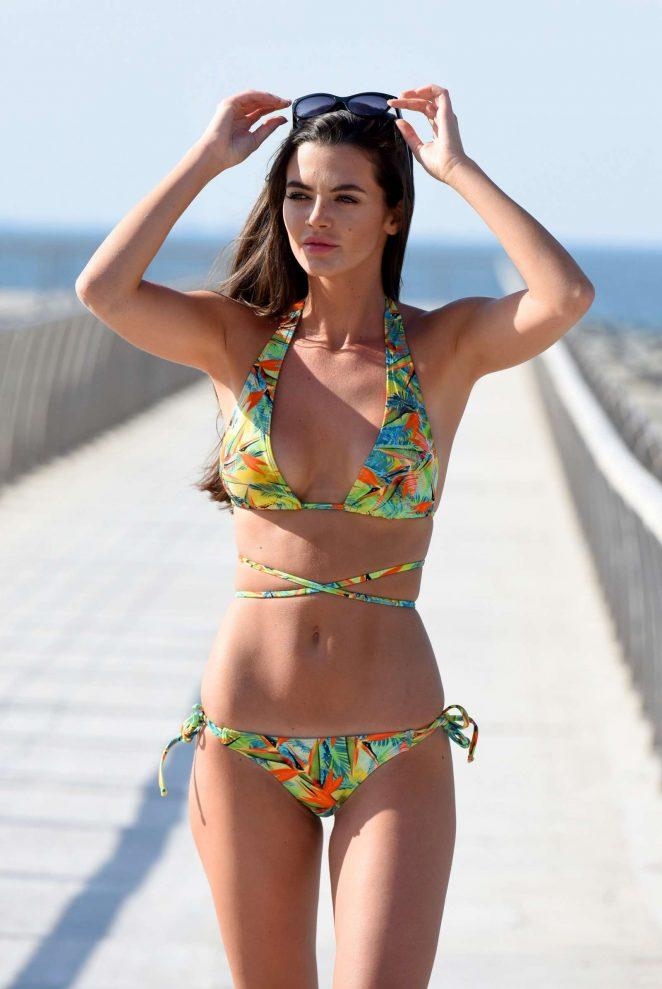 Emma McVey in Bikini in Dubai