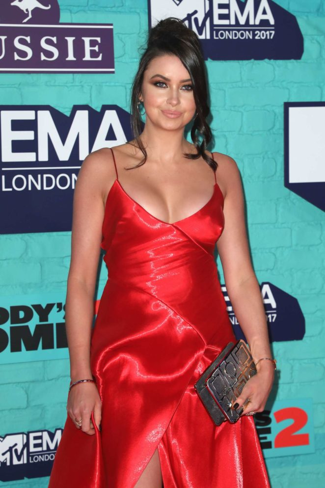 Emma Miller – 2017 MTV Europe Music Awards in London