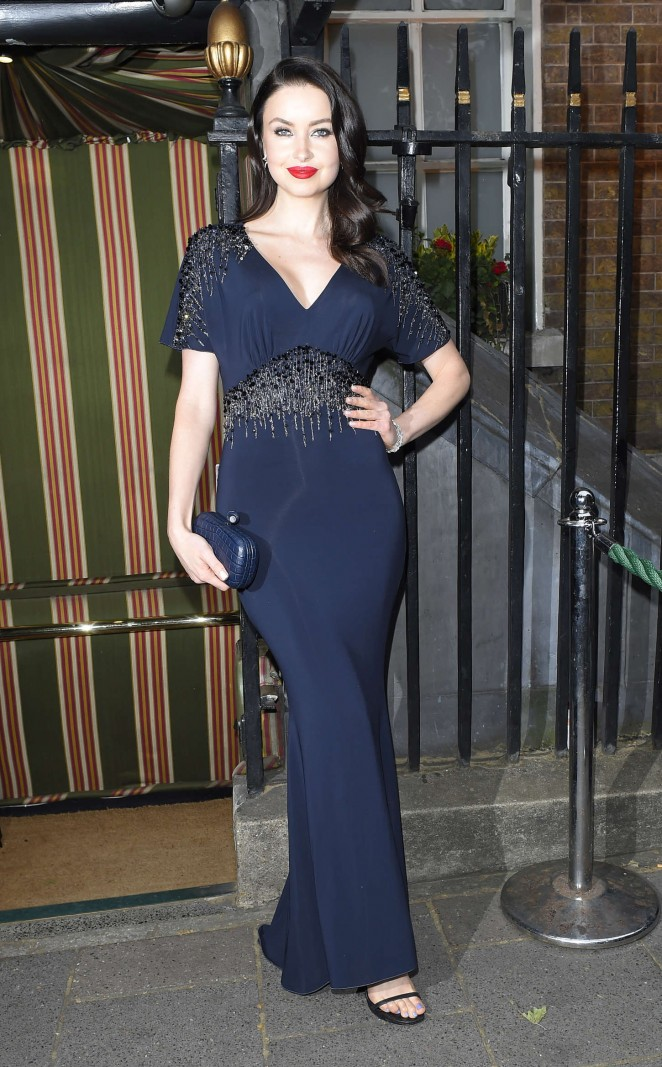 Emma Miller - 2015 Hawn Foundation UK Fundraising Dinner in London