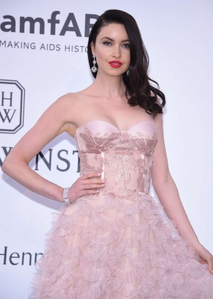 Emma Miller - amfAR 2015 Cinema Against AIDS Gala in Cannes
