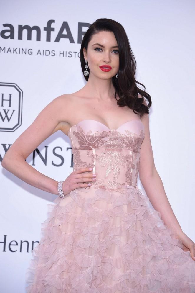 Emma Miller - amfAR 2015 Cinema Against AIDS Gala in Cannes
