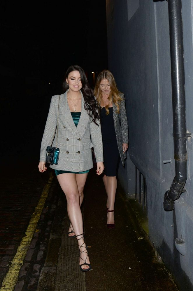 Emma Miller at Chiltern Fire House in London