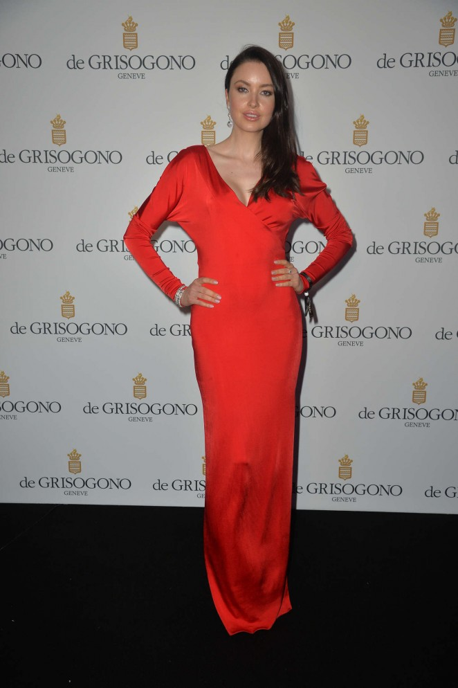 Emma Miller - De Grisogono Party in Cannes