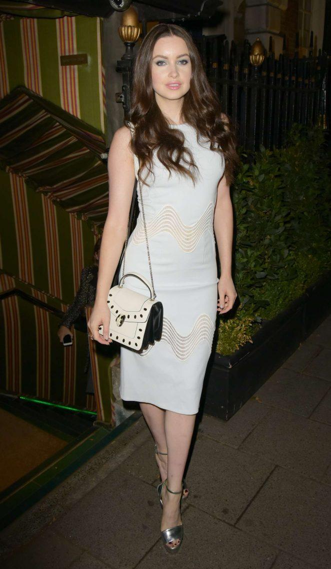 Emma Miller - Goldie Hawn's Charity Dinner in London