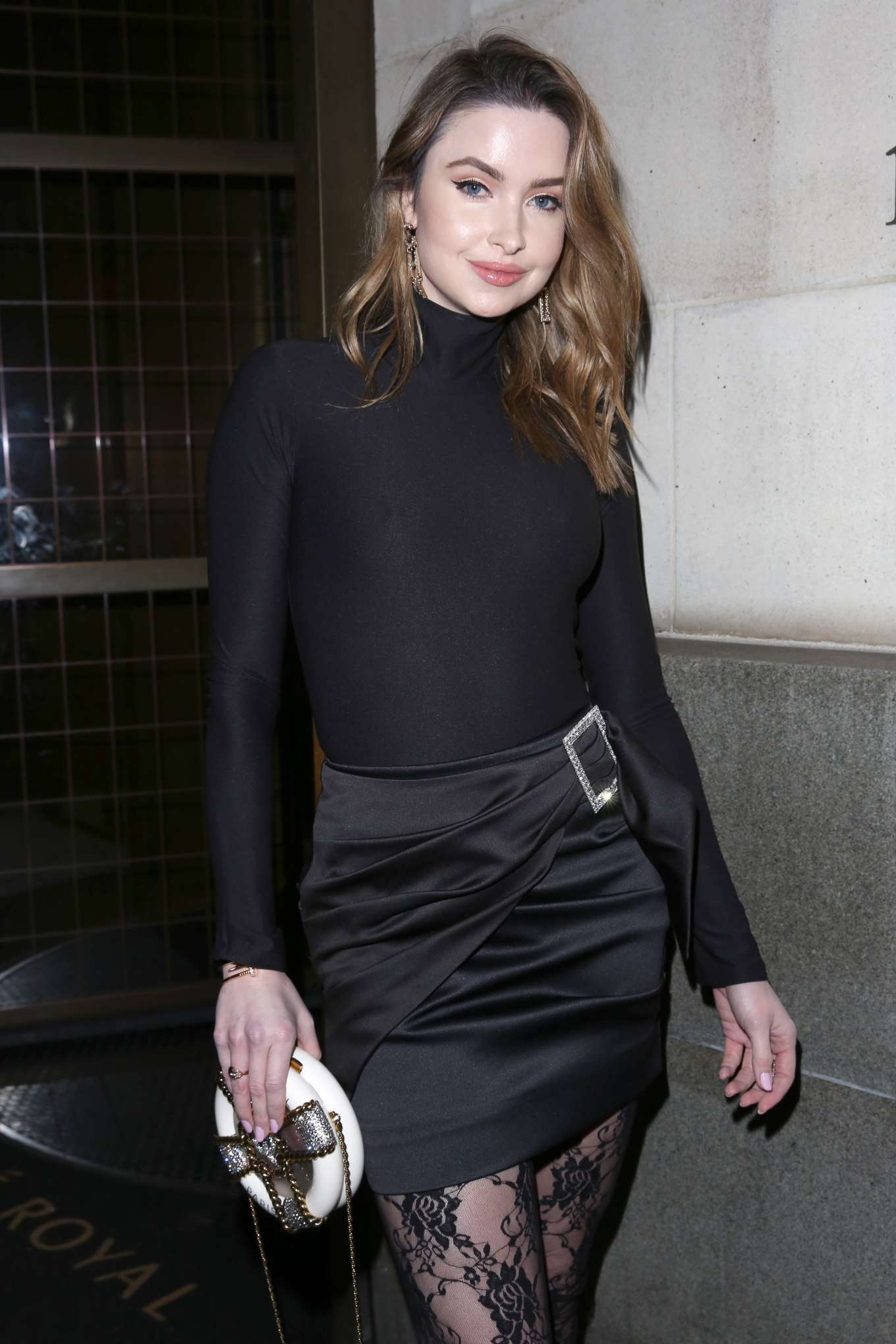 Emma Miller 2019 : Emma Miller – House of CB Christmas Party in London-04