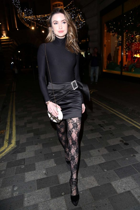 Emma Miller 2019 : Emma Miller – House of CB Christmas Party in London-06