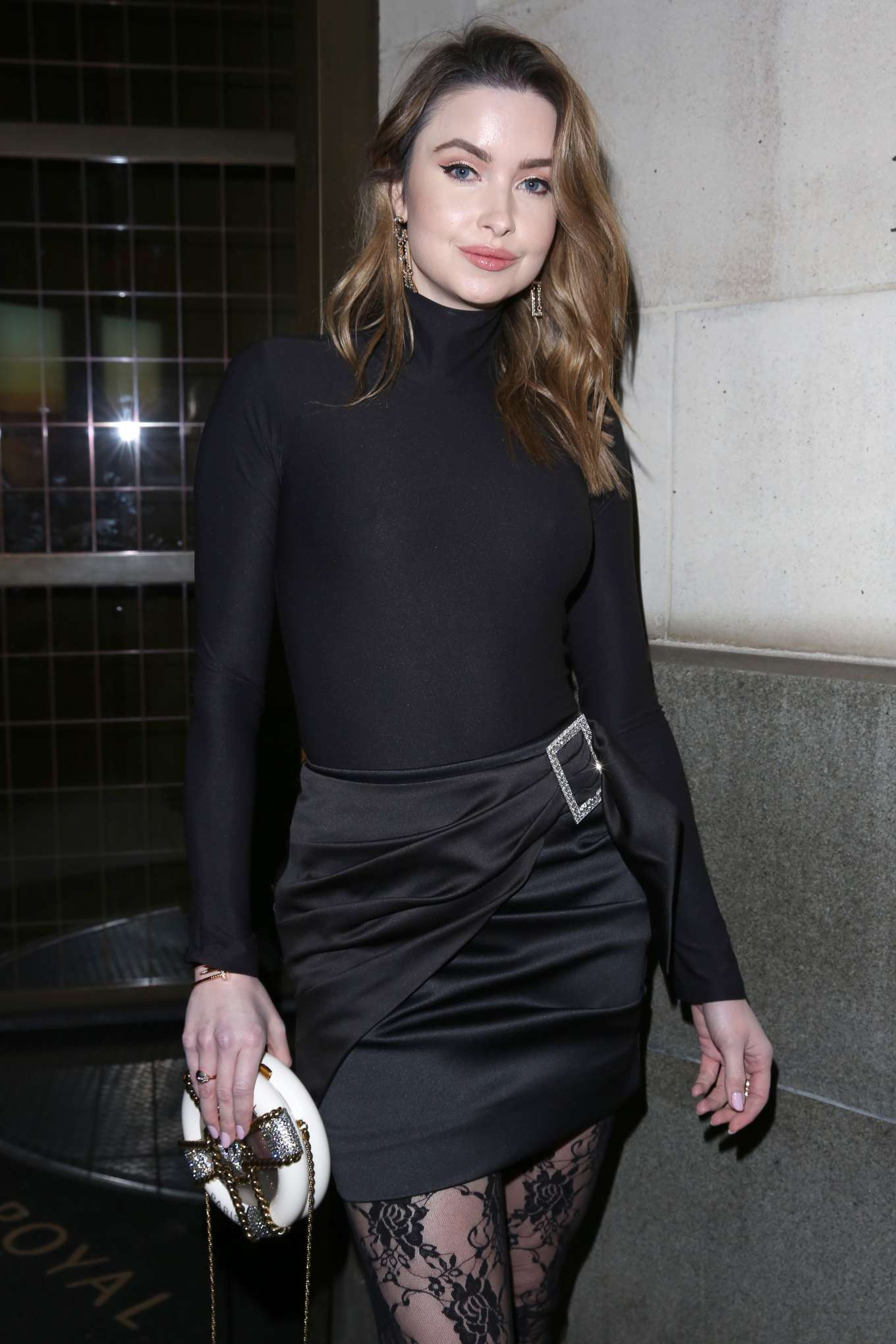 Emma Miller 2019 : Emma Miller – House of CB Christmas Party in London-07