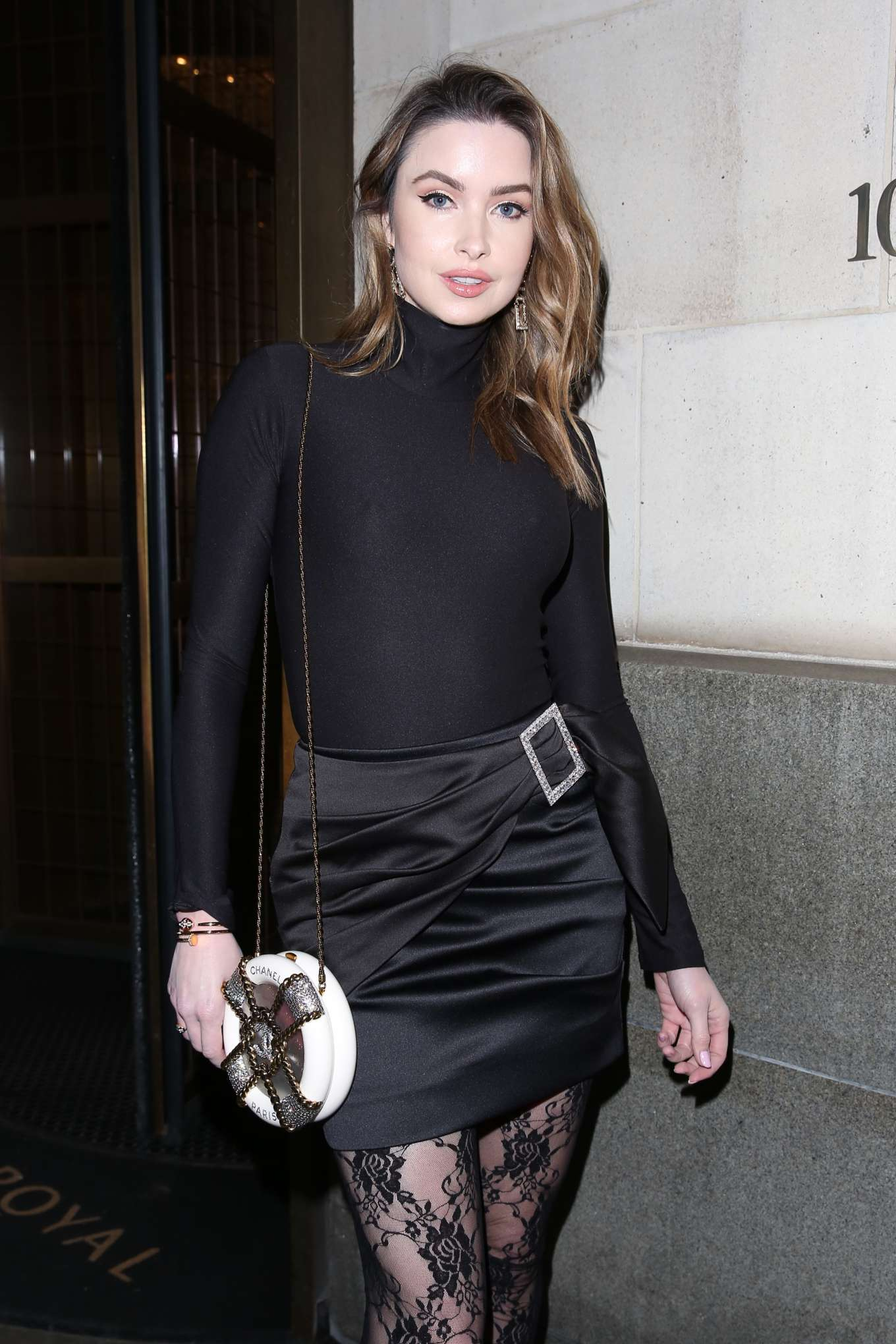 Emma Miller 2019 : Emma Miller – House of CB Christmas Party in London-08