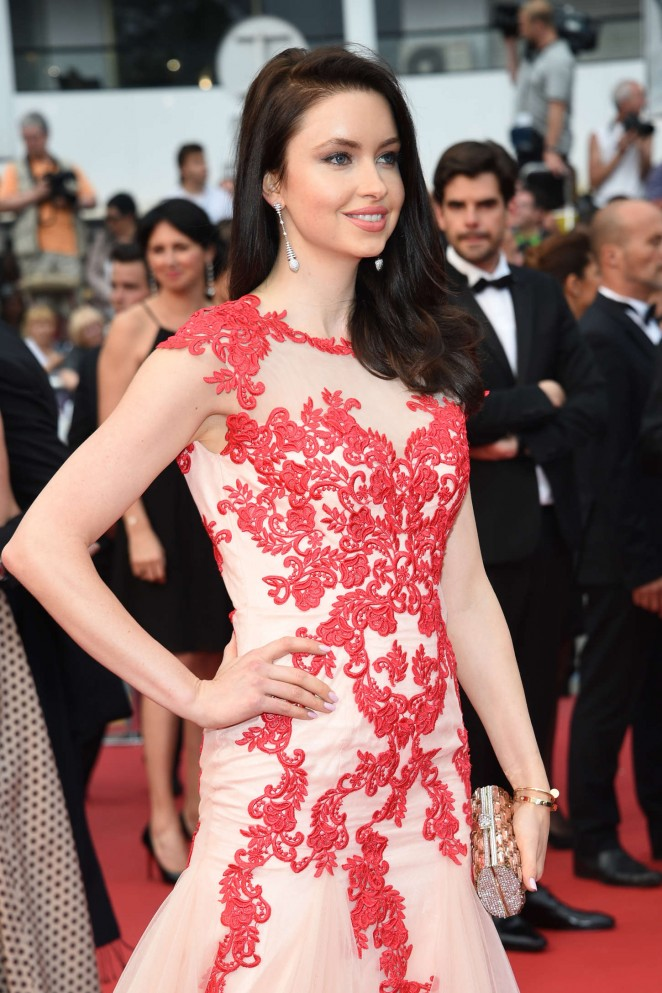 Emma Miller - 'Mad Max: Fury Road' Premiere in Cannes