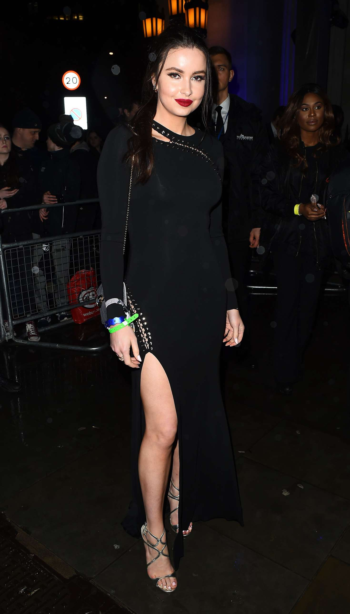 Emma Miller - Universal Music Brit Awards After Party in London