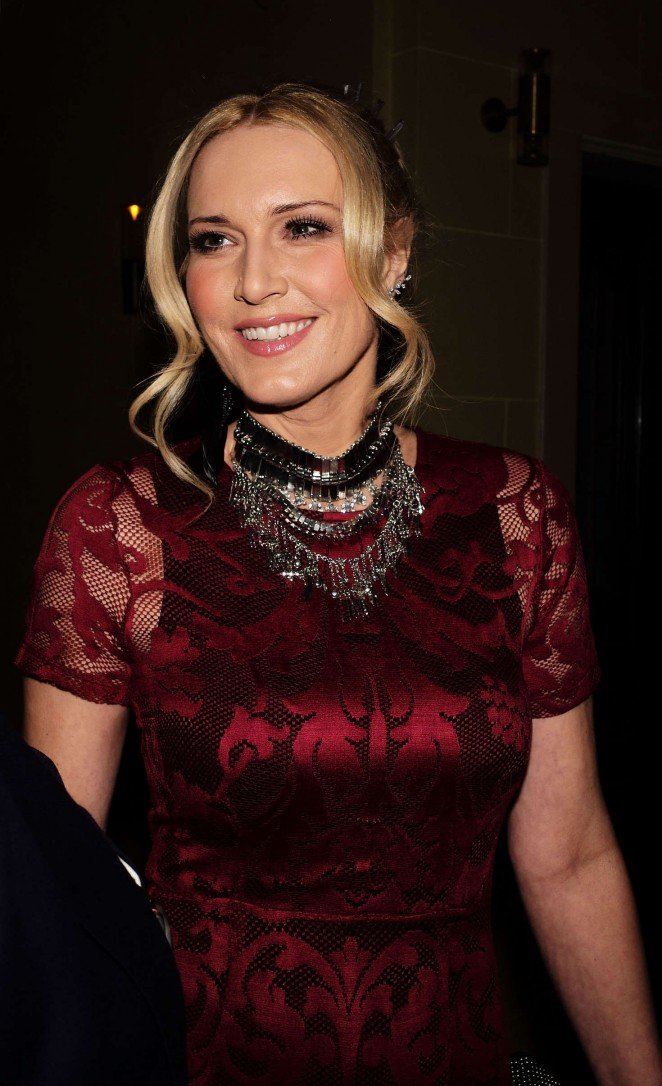 Emma Noble - Global Citizen Gala Dinner in London