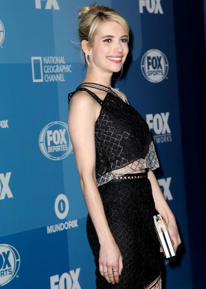 Emma Roberts - 2015 FOX Programming Presentation in NYC