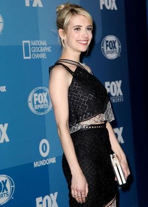 Emma Roberts - 2015 FOX Programming Presentation in NYC