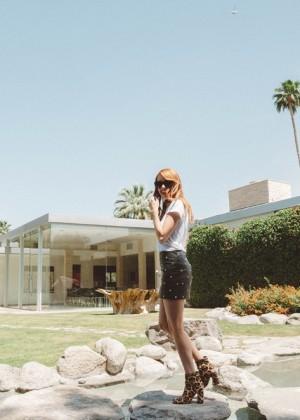 Emma Roberts: 2016 Coachella Valley Music And Arts Festival Photos -16