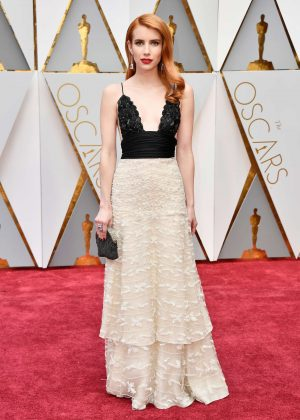 Emma Roberts - 2017 Academy Awards in Hollywood
