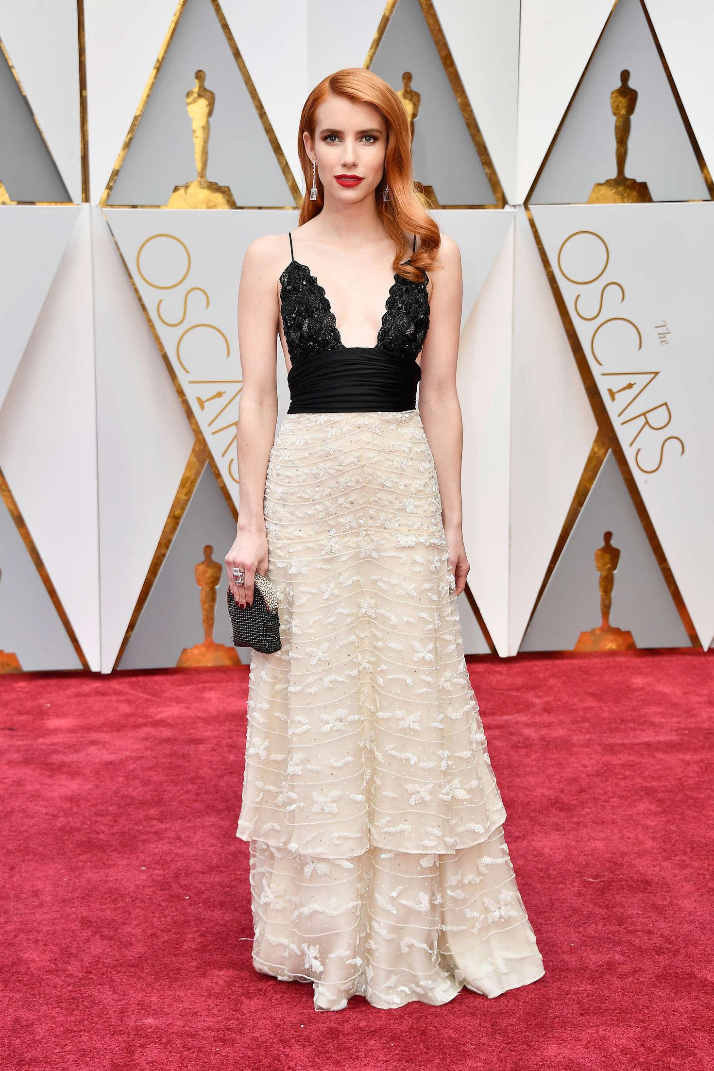 Emma Roberts - 2017 Academy Awards in Hollywood