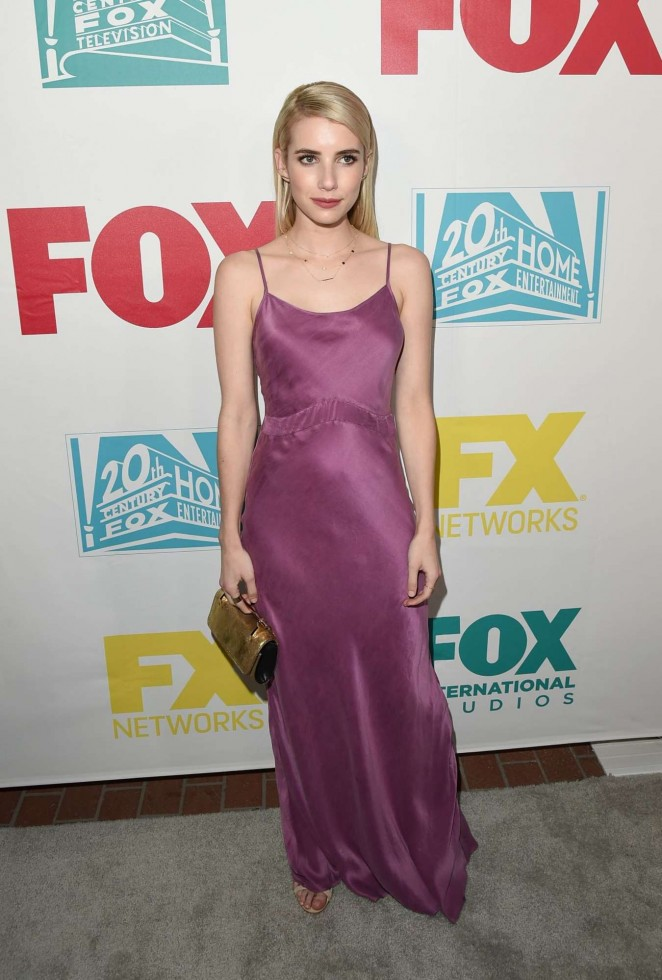 Emma Roberts - 20th Century Fox Party at Comic Con in San Diego