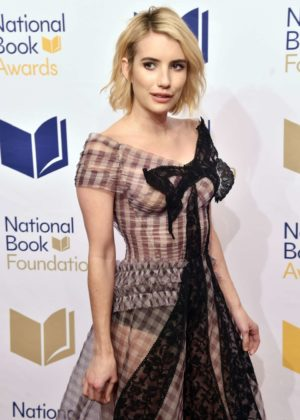 Emma Roberts - 68th National Book Awards in New York