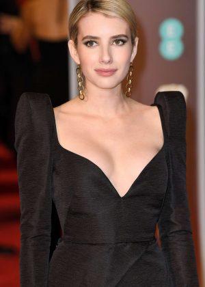 Emma Roberts - 2018 BAFTA Awards in London