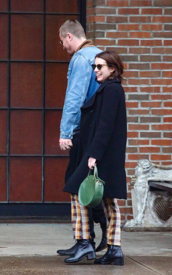 Emma Roberts and Garrett Hedlund: Out in New York City -04