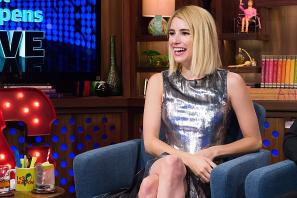 Emma Roberts - Bravo WWHL in New York City