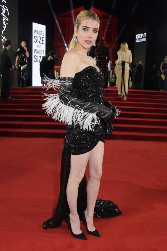 Emma Roberts 2019 : Emma Roberts – Fashion Awards 2019 in London-03