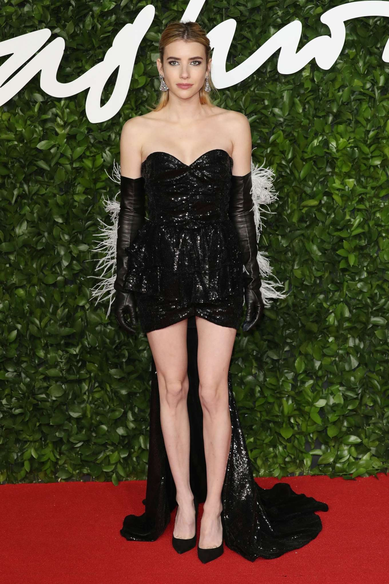 Emma Roberts 2019 : Emma Roberts – Fashion Awards 2019 in London-05