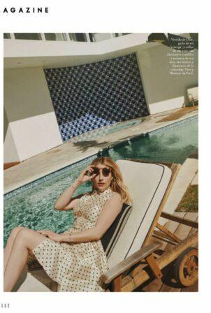 Emma Roberts - Elle Spain - June 2021