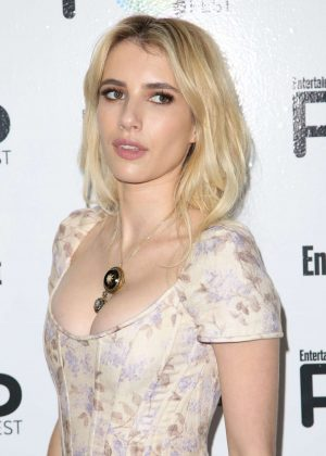 Emma Roberts - Entertainment Weekly PopFest in Los Angeles