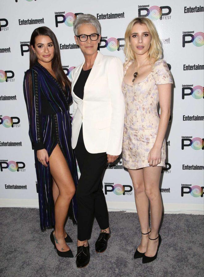 Emma Roberts: Entertainment Weekly PopFest -17