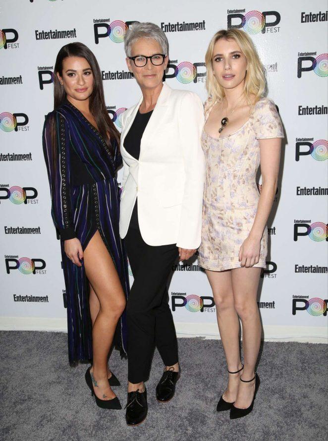 Emma Roberts: Entertainment Weekly PopFest -22