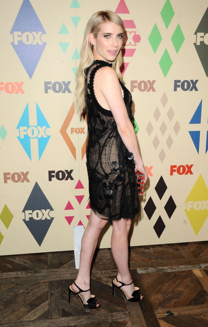 Emma Roberts - 2015 FOX TCA Summer All Star Party in West Hollywood