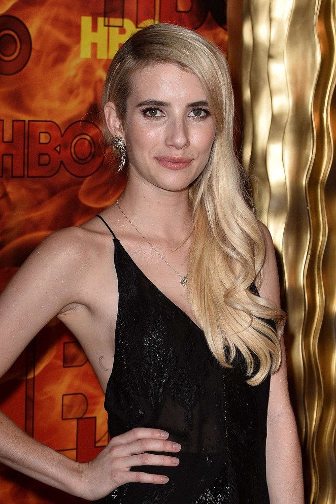 Emma Roberts - HBO's Official 2015 Emmy After Party in LA