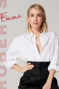 Emma Roberts - Jolie Magazine (April 2020)