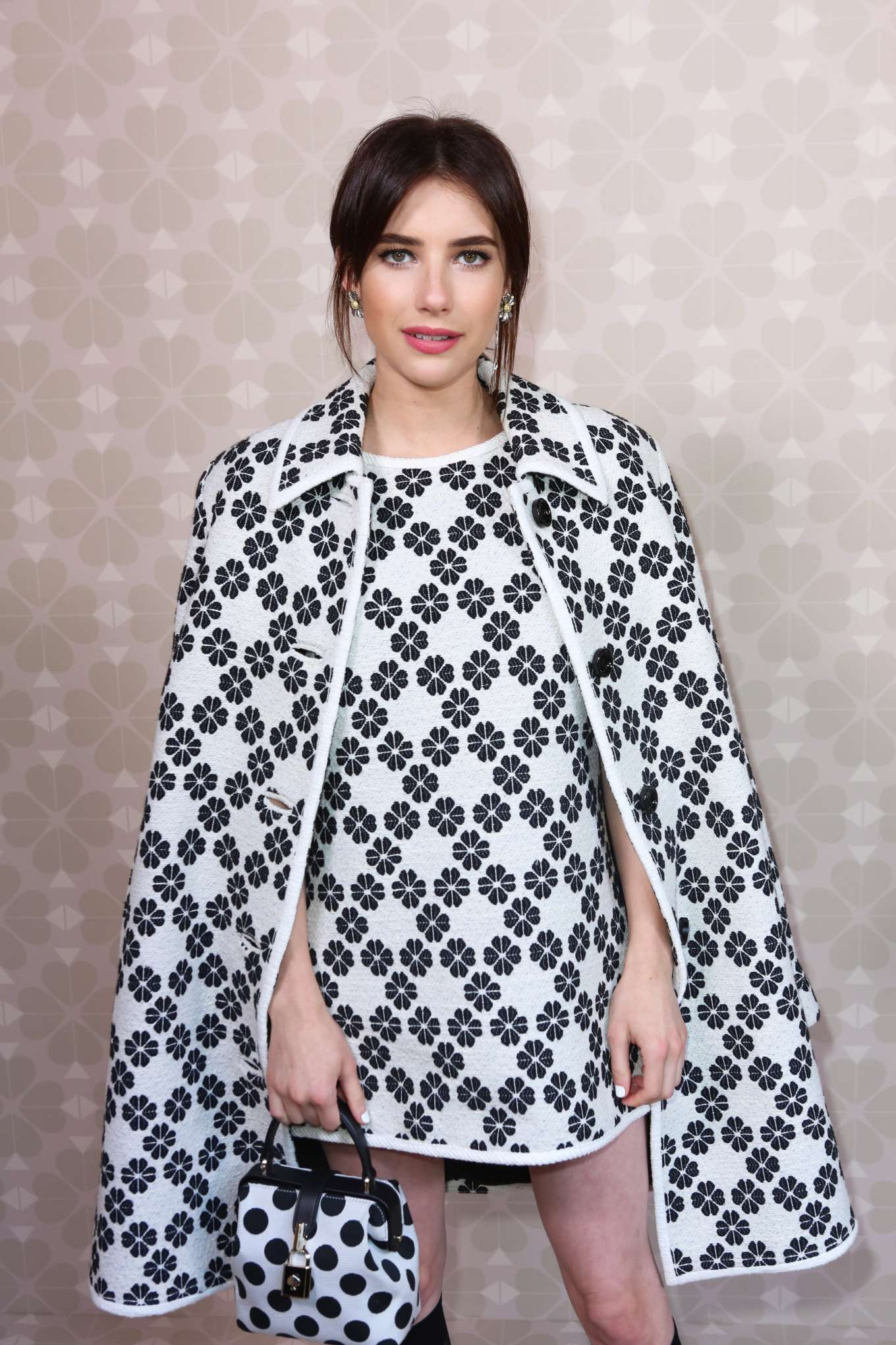 Emma Roberts - Kate Spade Fashion Show during New York Fashion Week in New York