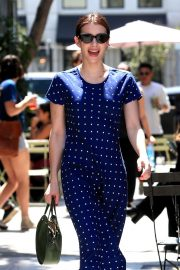 Emma Roberts - Leaves Nine Zero One in West Hollywood