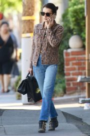 Emma Roberts - Leaves Spitfire Girl Giftshop in Los Feliz