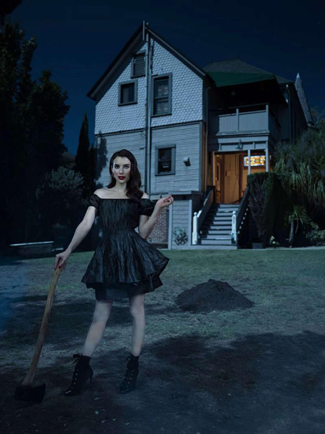 Emma Roberts 2019 : Emma Roberts – Los Angeles Magazine 2019-04