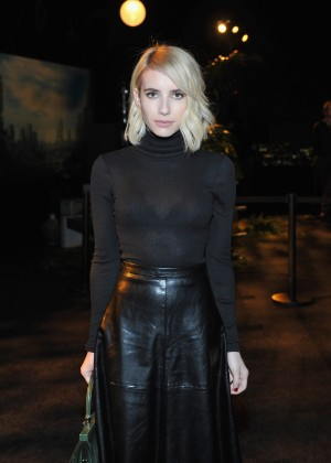 Emma Roberts - LOUIS XIII Toasts To '100 Years: The Movie You Will Never See' in LA