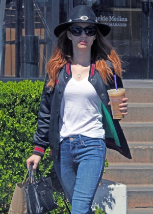Emma Roberts out and about in LA