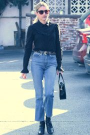 Emma Roberts - Out and about in Los Feliz