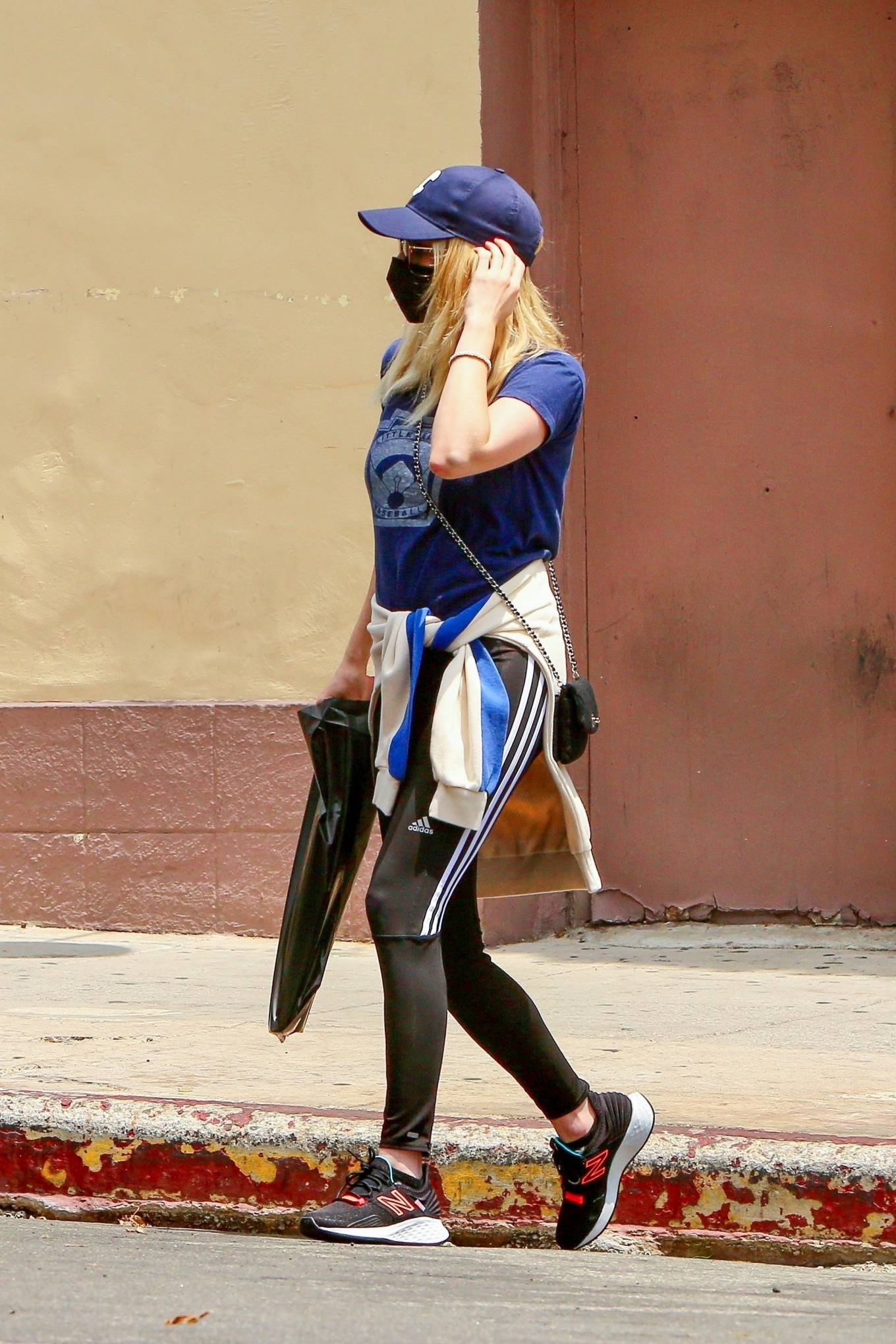 Emma Roberts 2021 : Emma Roberts – Out for some coffee in Los Feliz-09