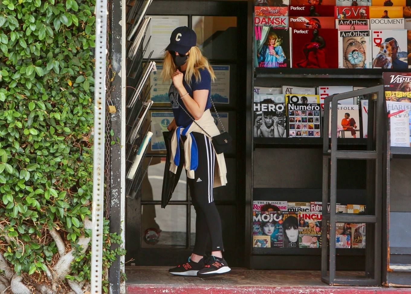 Emma Roberts 2021 : Emma Roberts – Out for some coffee in Los Feliz-11