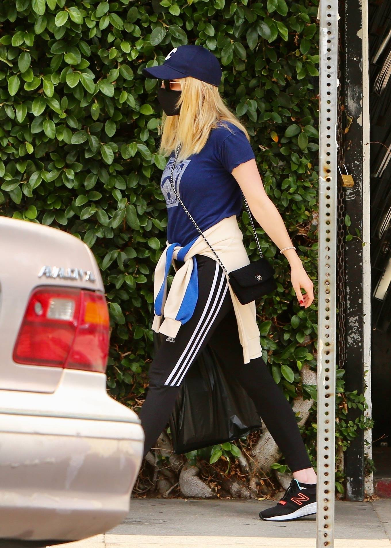 Emma Roberts 2021 : Emma Roberts – Out for some coffee in Los Feliz-17