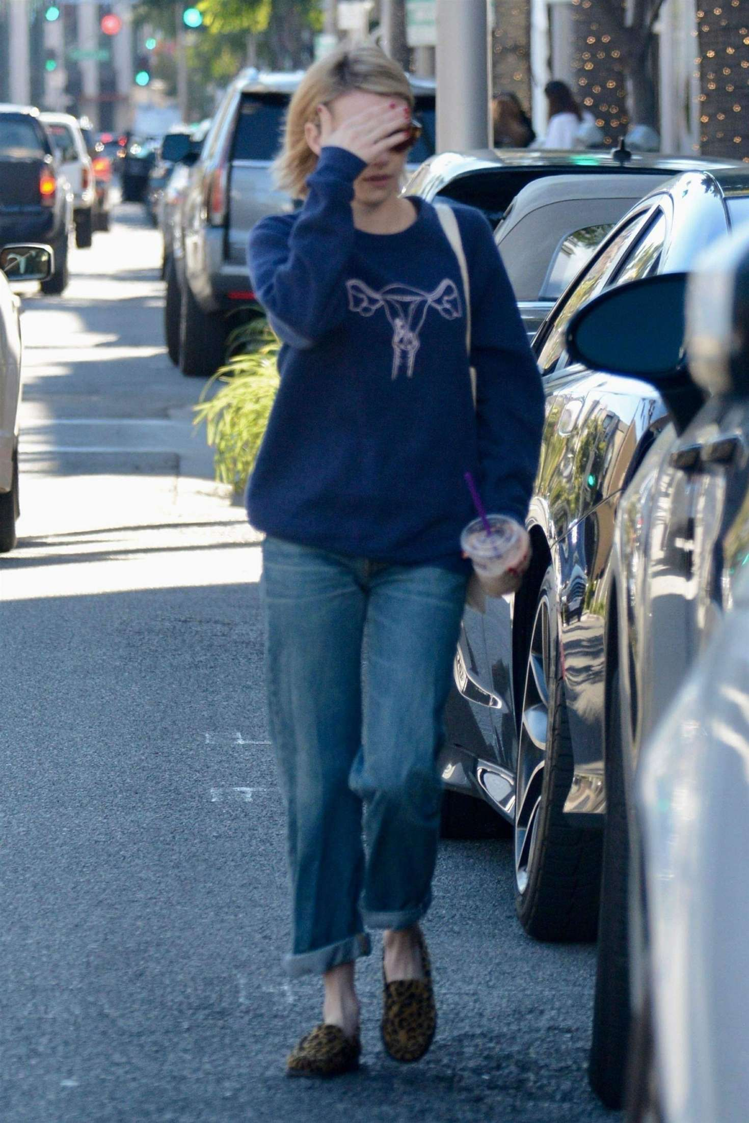 Emma Roberts 2019 : Emma Roberts: Out in Beverly Hills -02