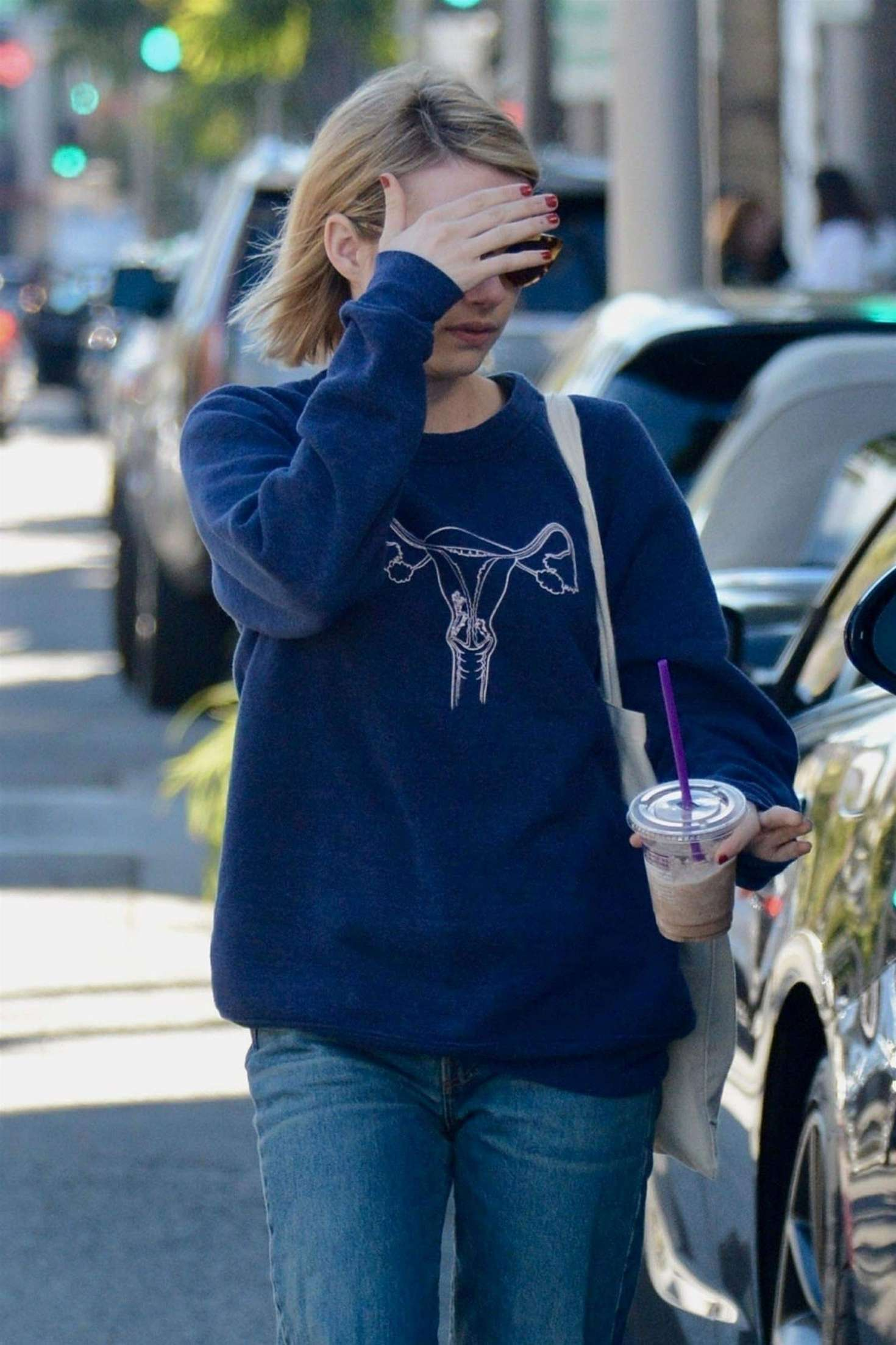 Emma Roberts 2019 : Emma Roberts: Out in Beverly Hills -05