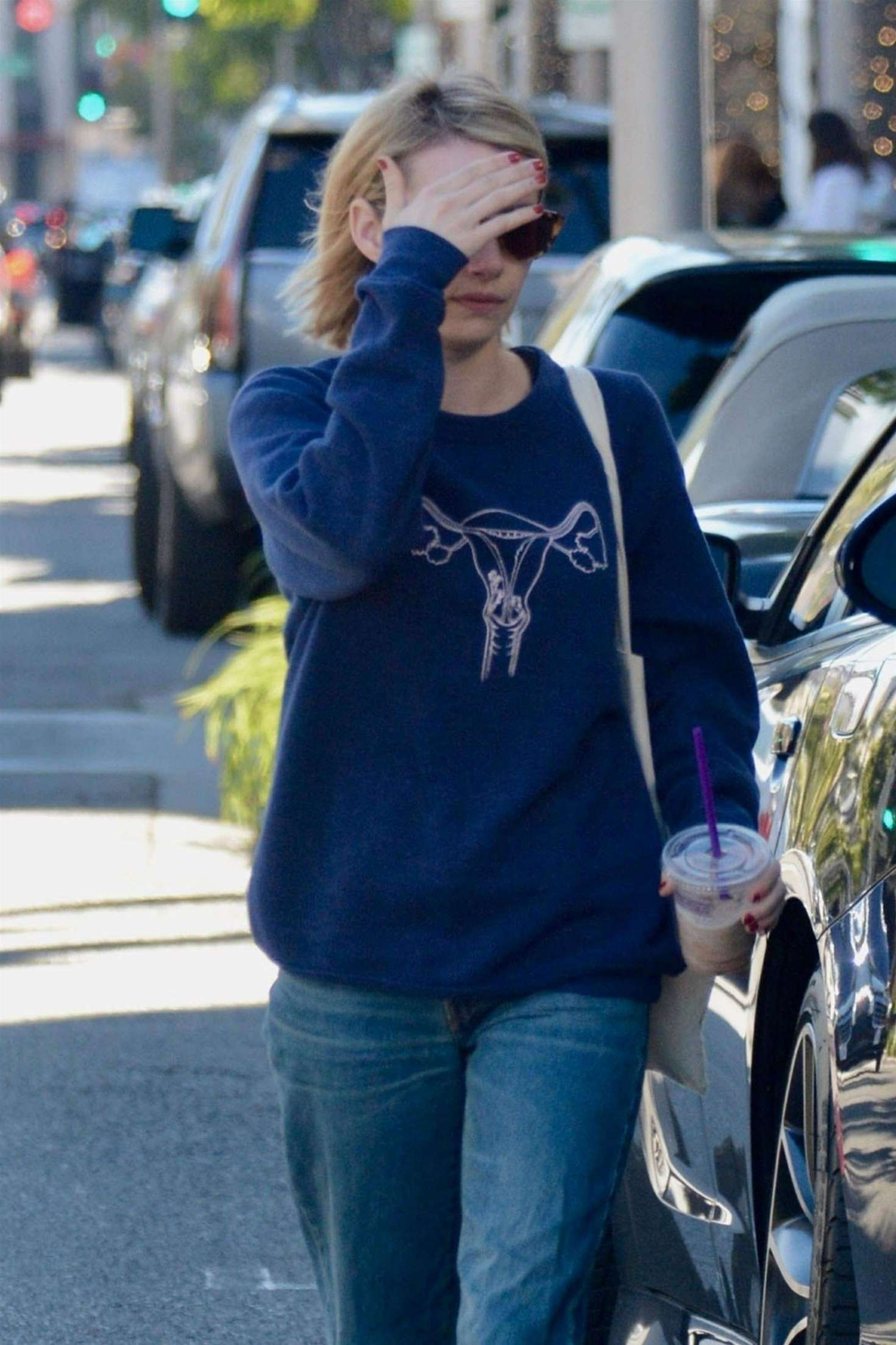 Emma Roberts 2019 : Emma Roberts: Out in Beverly Hills -06