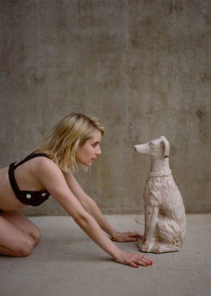 Emma Roberts - Photoshoot by Nick Walker - 2017